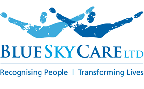 Blue Sky Care Logo